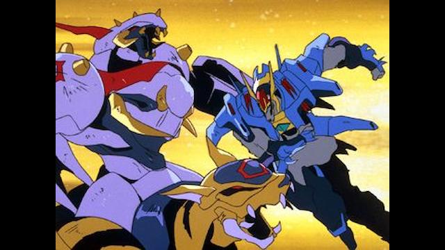 獣戦士ガルキーバ 第24話 彷徨(さまよい)の果て