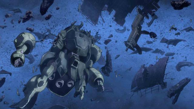 機動戦士ガンダム 鉄血のオルフェンズ 1期 第12話 暗礁