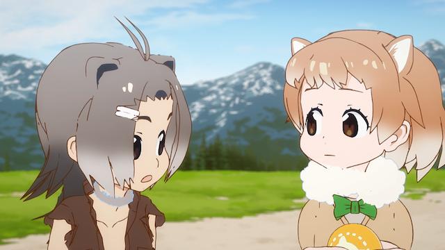 けものフレンズ(アニメ) #5 こはん