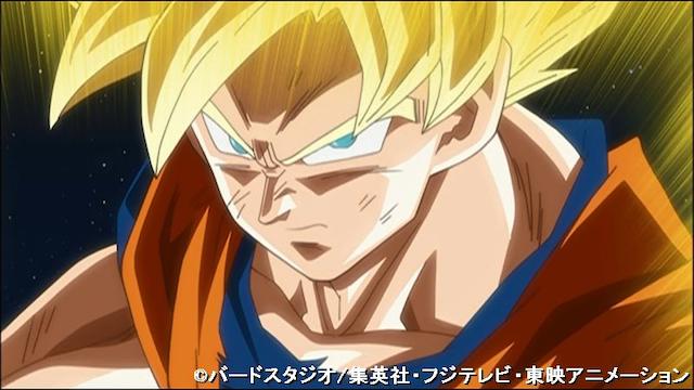 ドラゴンボール超 第13話 悟空よ、超サイヤ人ゴッドを超えてゆけ!