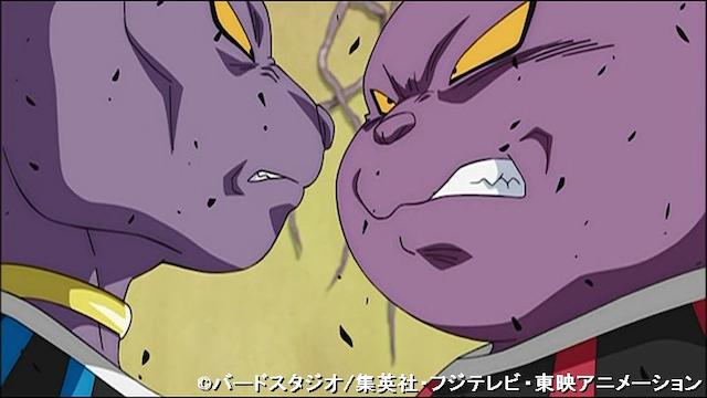 ドラゴンボール超 第28話 第6宇宙の破壊神その名はシャンパ