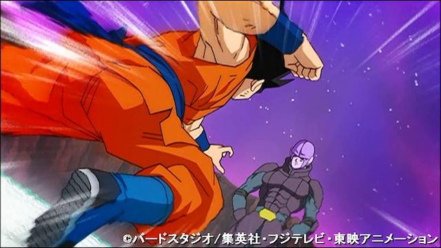 ドラゴンボール超 第38話 第6宇宙最強の戦士!殺し屋ヒット見参!!