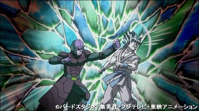 """ドラゴンボール超 第39話 成長した""""時とばし""""の反撃!?出るか!?悟空の新たな技!"""