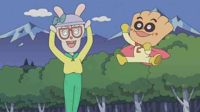 第1064話-B みみせんせいとクリームパンダ