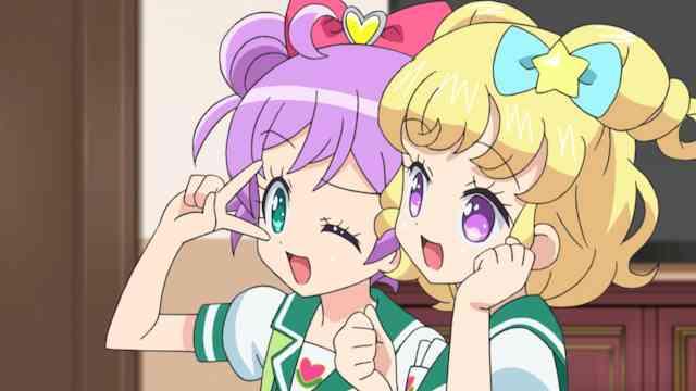 アイドルタイムプリパラがアニメ放題なら初回1ヵ月間無料