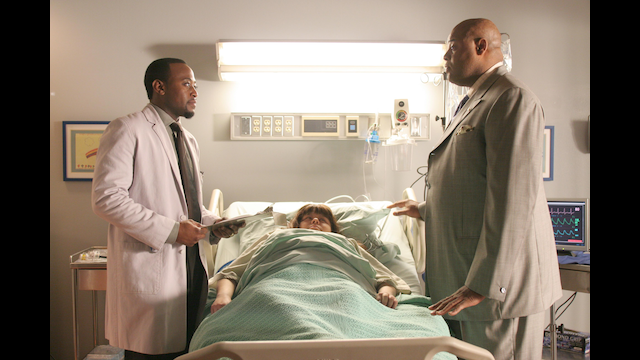 ドクター・ハウス/Dr.HOUSE シーズン1 肥満の原因