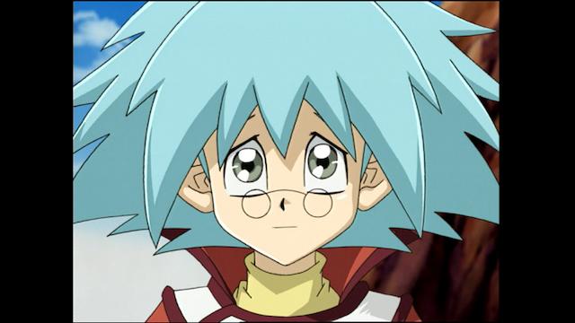 遊戯王デュエルモンスターズGX #7 翔の乗り物(ビークロイド)デッキ