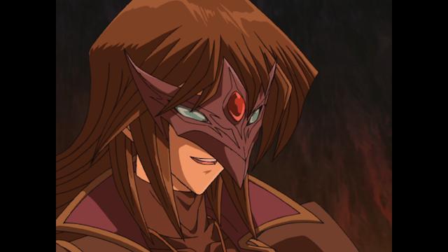 遊戯王デュエルモンスターズGX #29 VS(バーサス)ダークネス(前編) 真紅眼の黒竜(レッドアイズ・ブラックドラゴン)の挑戦