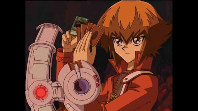 遊戯王デュエルモンスターズGX #30 VS(バーサス)ダークネス(後編) 真紅眼の闇竜(レッドアイズ・ダークネスドラゴン)の攻撃