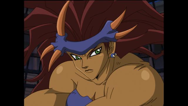 遊戯王デュエルモンスターズGX #37 肉弾デュエル!アマゾネスのデスリング
