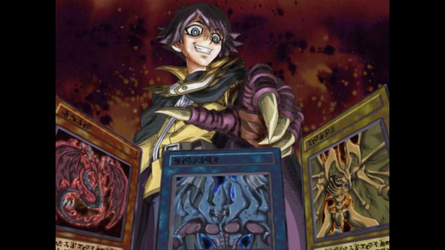 遊戯王デュエルモンスターズGX #126 十代VS万丈目・竜騎士ダークソード