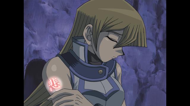 遊戯王デュエルモンスターズGX #136 邪心教典発動!暗黒界の魔神レイン