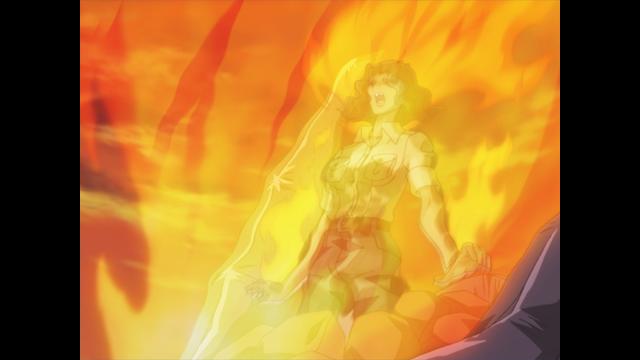 遊戯王デュエルモンスターズGX #169 決断の代償!オブライエン炎の闇