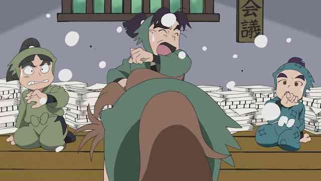 忍 たま 乱 太郎 終了