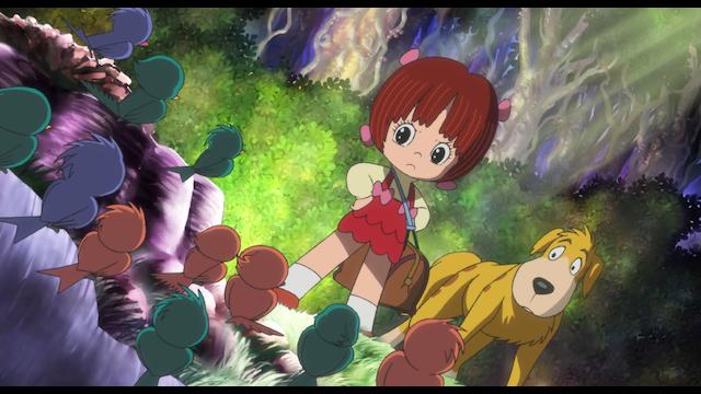 Dr.ピノコの森の冒険