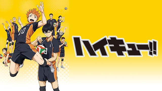アニメ『ハイキュー!!』無料動画まとめ!1話から最終回を見逃しフル視聴できるサイトは?