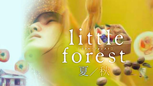 リトル・フォレスト 夏・秋の画像