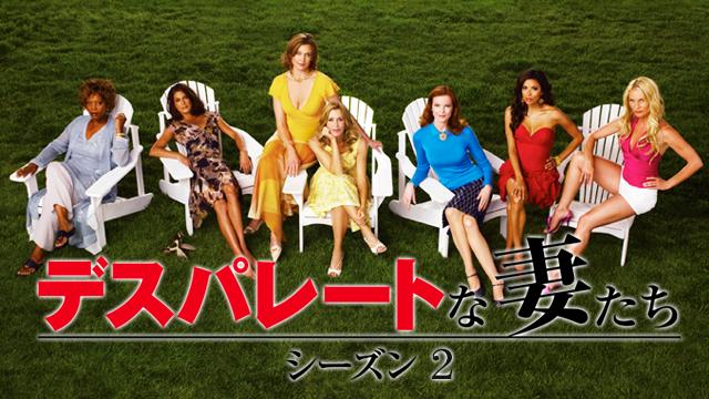 デスパレートな妻たち シーズン2 第11話 キスにご用心の画像