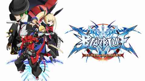 BLAZBLUE -ALTER MEMORY-のサムネイル