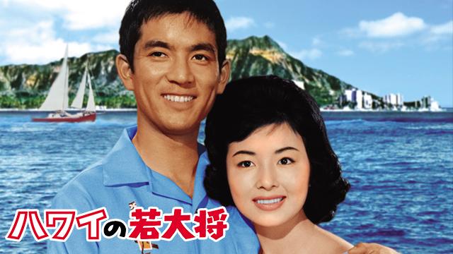 「ハワイの若大将」の無料動画を視聴する方法を徹底解説!