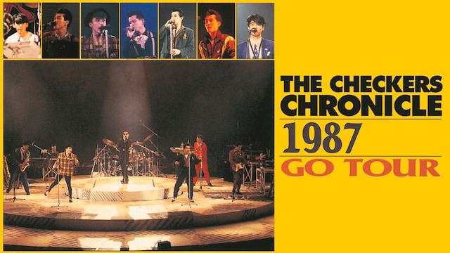 チェッカーズ/1987 GO TOUR