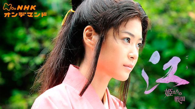 大河ドラマ 江 姫たちの戦国