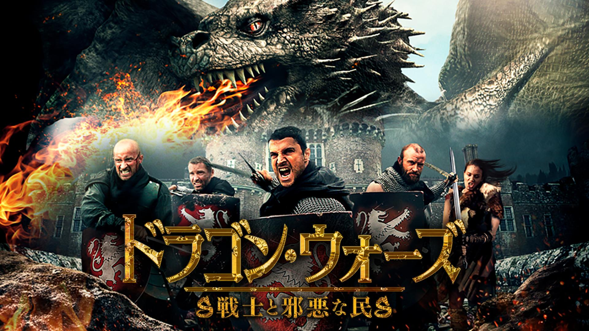ドラゴン・ウォーズ /戦士と邪悪な民の画像