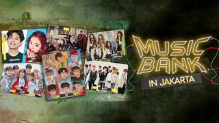 Music Bank World Tour in Jakarta