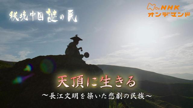 秘境中国 謎の民 天頂に生きる