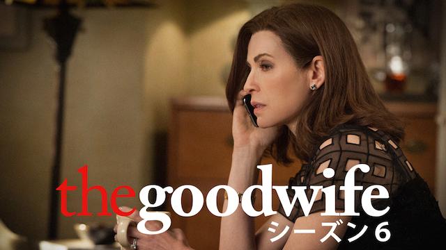 THE GOOD WIFE/グッド・ワイフ シーズン6
