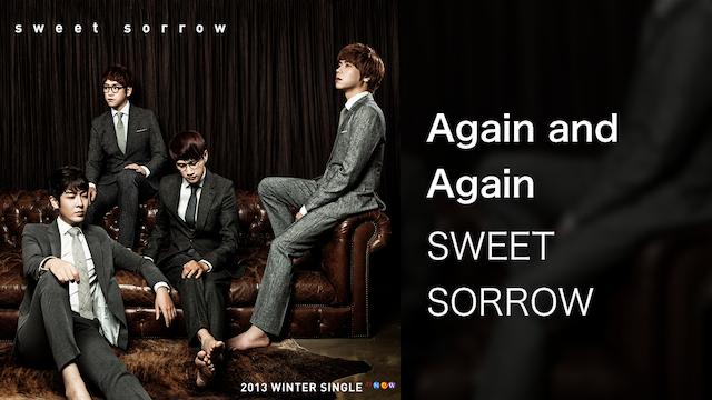 【MV】Again and Again/SWEET SORROW