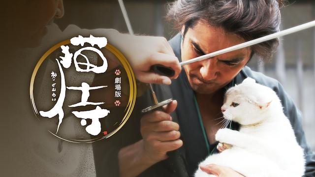 映画 猫侍の画像
