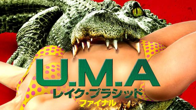 U.M.A レイク・プラシッド ファイナル