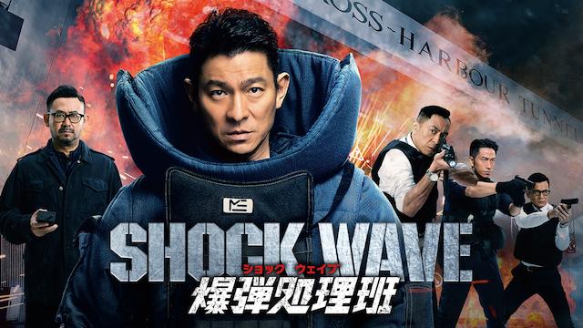 SHOCK WAVE ショックウェイブ 爆弾処理班の画像