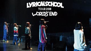 "lyrical school tour 2018 ""WORLD'S END"""