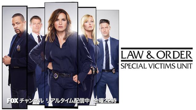 LAW & ORDER: 性犯罪特捜班 シーズン20 第20話 義父と義娘の画像