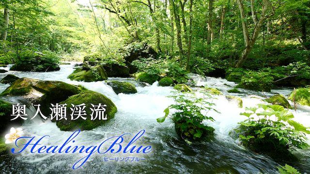 【HealingBlueヒーリングブルー】奥入瀬渓流