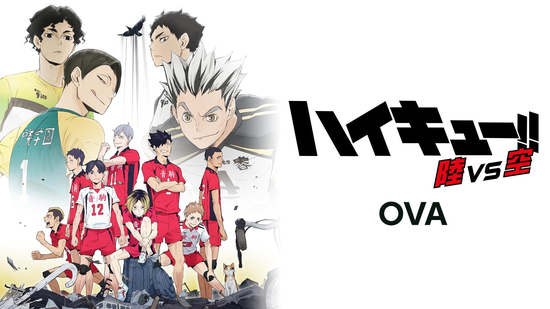 ハイキュー!! OVA「陸 VS 空」