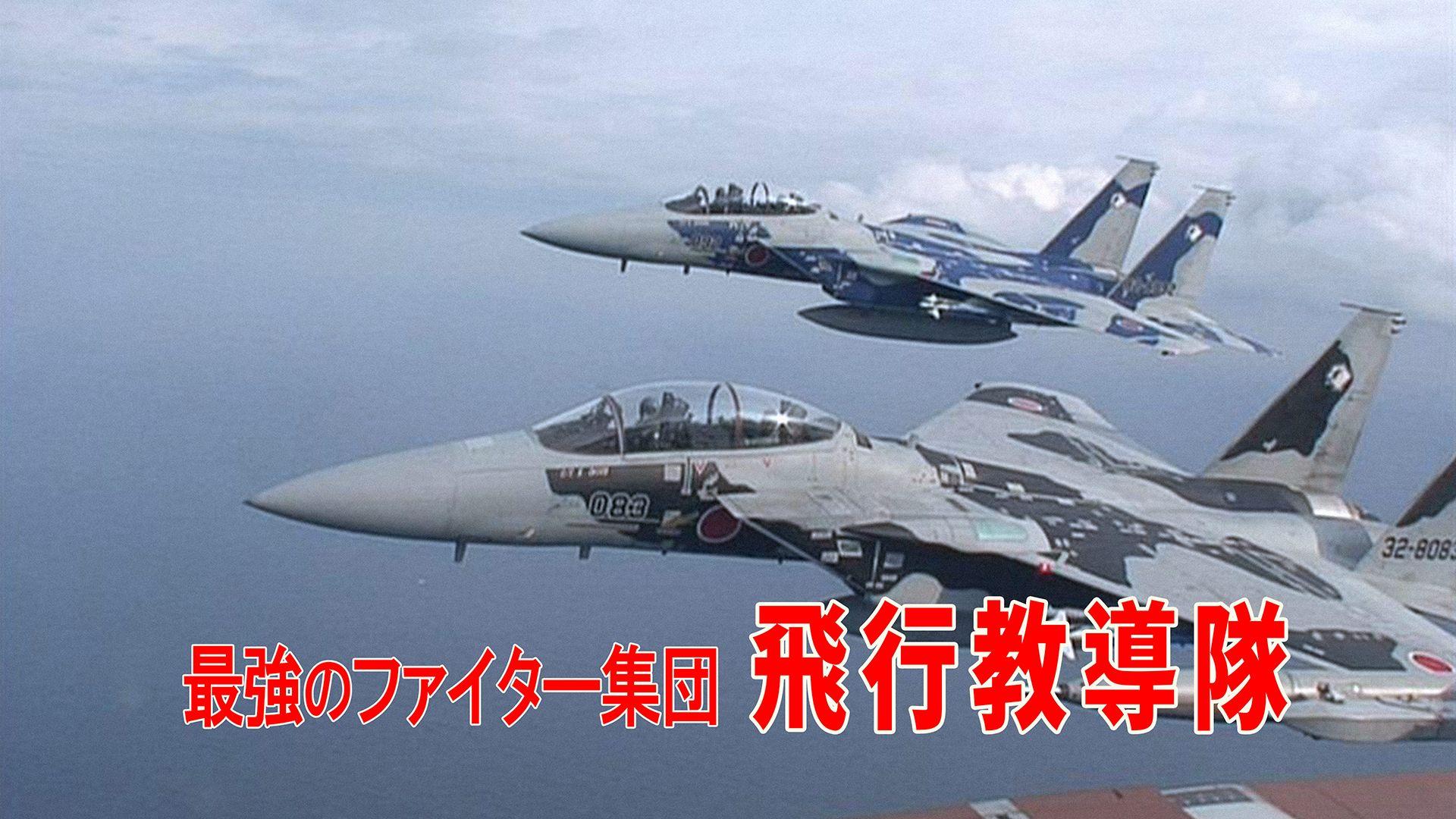 最強のファイター集団 飛行教導隊