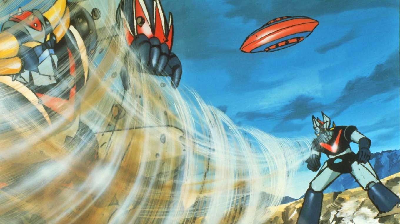 UFOロボ グレンダイザー対グレートマジンガー