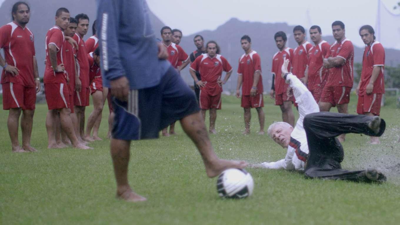 ネクスト・ゴール!世界最弱のサッカー代表チーム 0対31からの挑戦