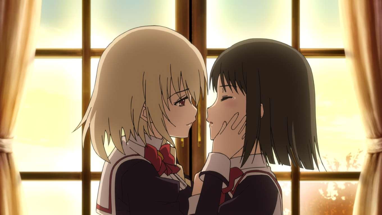乙女はお姉さまに恋してる~2人のエルダー~(OVA)