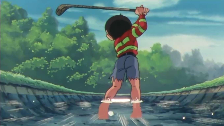 プロゴルファー猿