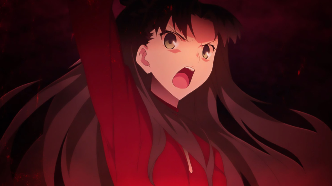 TVアニメ「Fate/stay night [Unlimited Blade Works]」 #1 冬の日、運命の夜無料視聴2話