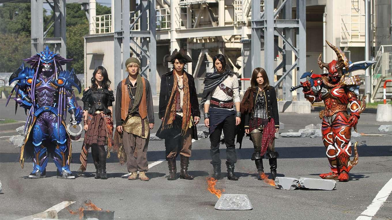 特命戦隊ゴーバスターズVS海賊戦隊ゴーカイジャー THE MOVIE