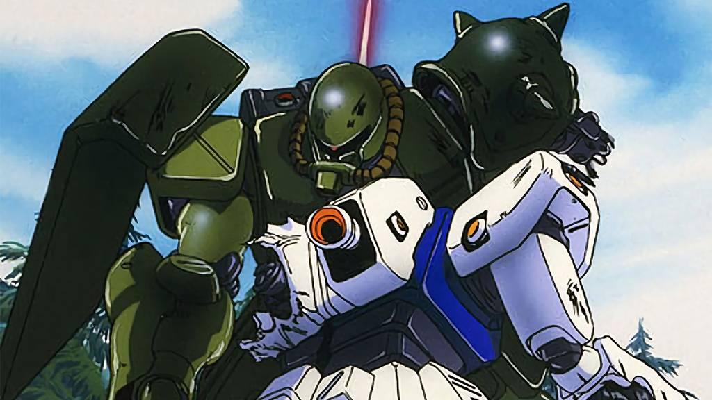 戦士 ガンダム 0080 機動