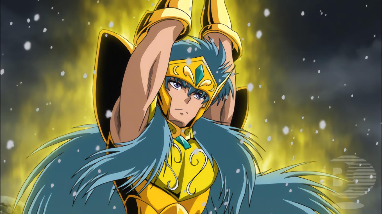 聖闘士星矢 黄金魂 -soul of gold- 第7話 激震!神聖衣vs神聖衣動画配信4話