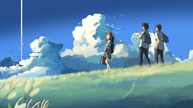 雲のむこう、約束の場所動画フル