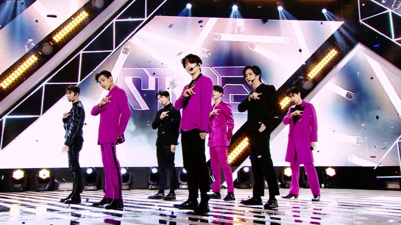 ショー!K-POPの中心