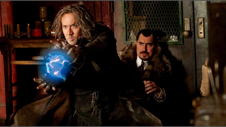 魔法使いの弟子